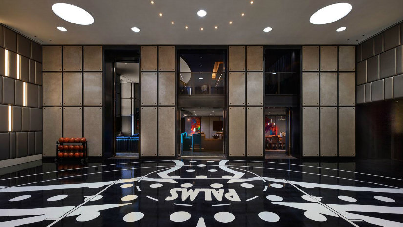 Hotel Luxury Suites - an eclectic Kingpin at Las Vegas by Rockwell Group